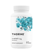 5 - MTHF 1 mg 60 Capsules Thorne Research