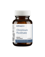 Metagenics Chromium Picolinate  60 Tabs