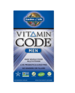 Garden of Life Multivitamin Men's Vitamin Code 240 caps