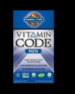 Garden of Life Multivitamin Men's Vitamin Code 240 caps