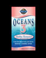 Garden of Life Healthy Hormones Oceans 3  90 Softgels