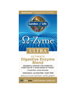 Garden of Life OmegaZyme Ultra  Digestive Enzymes 90 caps