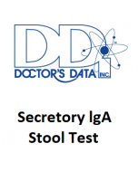 Doctor's Data Secretory lgA, stool Test