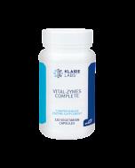 Vital-Zymes Complete 120 vcaps Klaire Labs