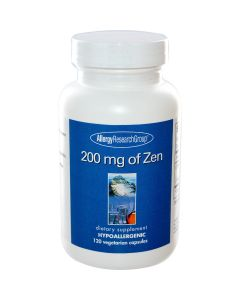 Allergy Research 200 Zen 120 count