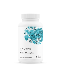 Basic B Complex 60 Capsules Thorne Research