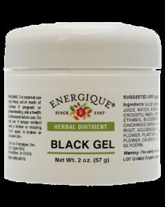 Black Gel 2 oz Energique