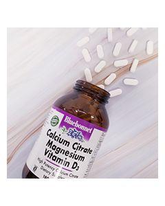 Calcium Citrate Magnesium Plus Vitamin D3 180 Caplets