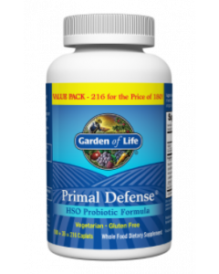Garden of Life Primal Defense 216 tabs