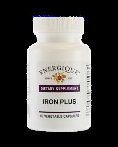 Iron Plus 60 vegcaps Energique