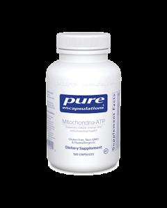 Mitochondria-ATP 120 vegcaps Pure Encapsulations