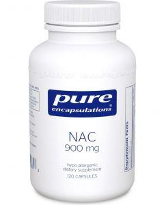 NAC (n-acetyl-l-cysteine) 900 mg 120 Capsules Pure Encapsulations