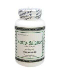 Neuro Balance 620mg 120 caps Montiff