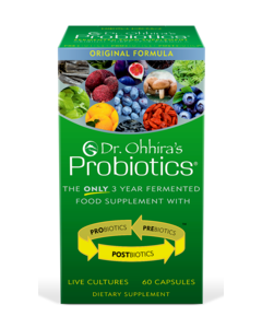 Essential Formulas Dr. Ohhira's Probiotics Original Formula - 60 caps