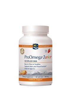 Nordic Naturals ProOmega Junior 90 soft gels 500mg each