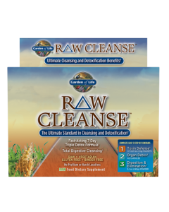 Garden of Life Cleanse Kit Raw