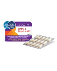 Reg'Activ Detox & Liver Health with ME-3 60 V caps