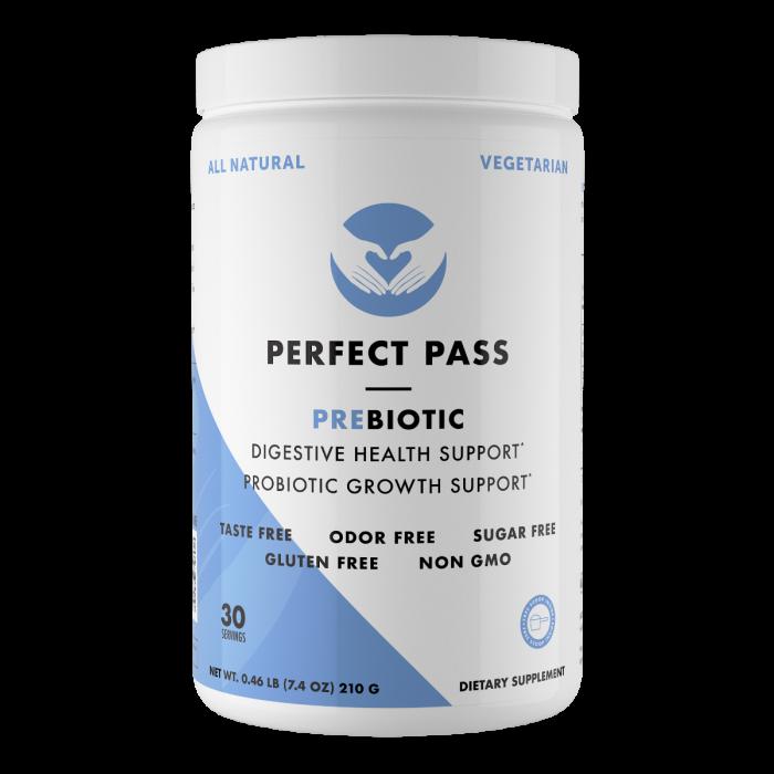 Prebiotics 210g Powder Perfect Pass