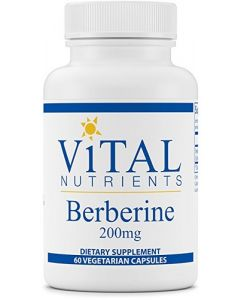 Berberine 200mg 60 capsules