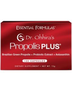 Essential Formulas Propolis Plus  120 Caps