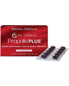 Essential Formulas Propolis Plus 30 caps