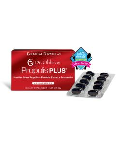 Essential Formulas Propolis Plus  60 Caps
