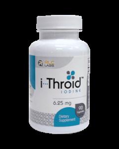 i-Throid 6.25mg (Iodine) 90 caps RLC Labs