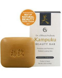 Essential Formulas Dr Ohhira's Probiotic Kampuku Soap 80g bar