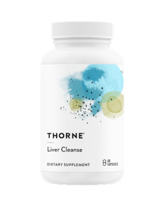 Liver Cleanse 60 Capsules Thorne Research