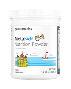 MetaKids Nutrition Powder Chocolate 406g Metagenics