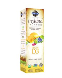 mykind Organics D3 Spray 2 oz Vegan