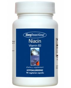 Niacin Allergy Research Group  90 Caps