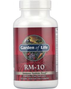 Garden of Life RM10 Immune Support 120 caps