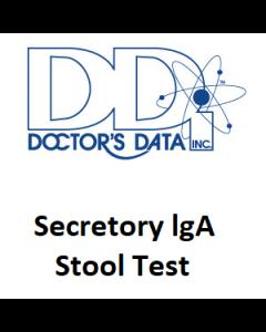Doctor's Data Secretory lgA, stool Test
